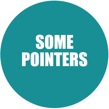 some-pointers